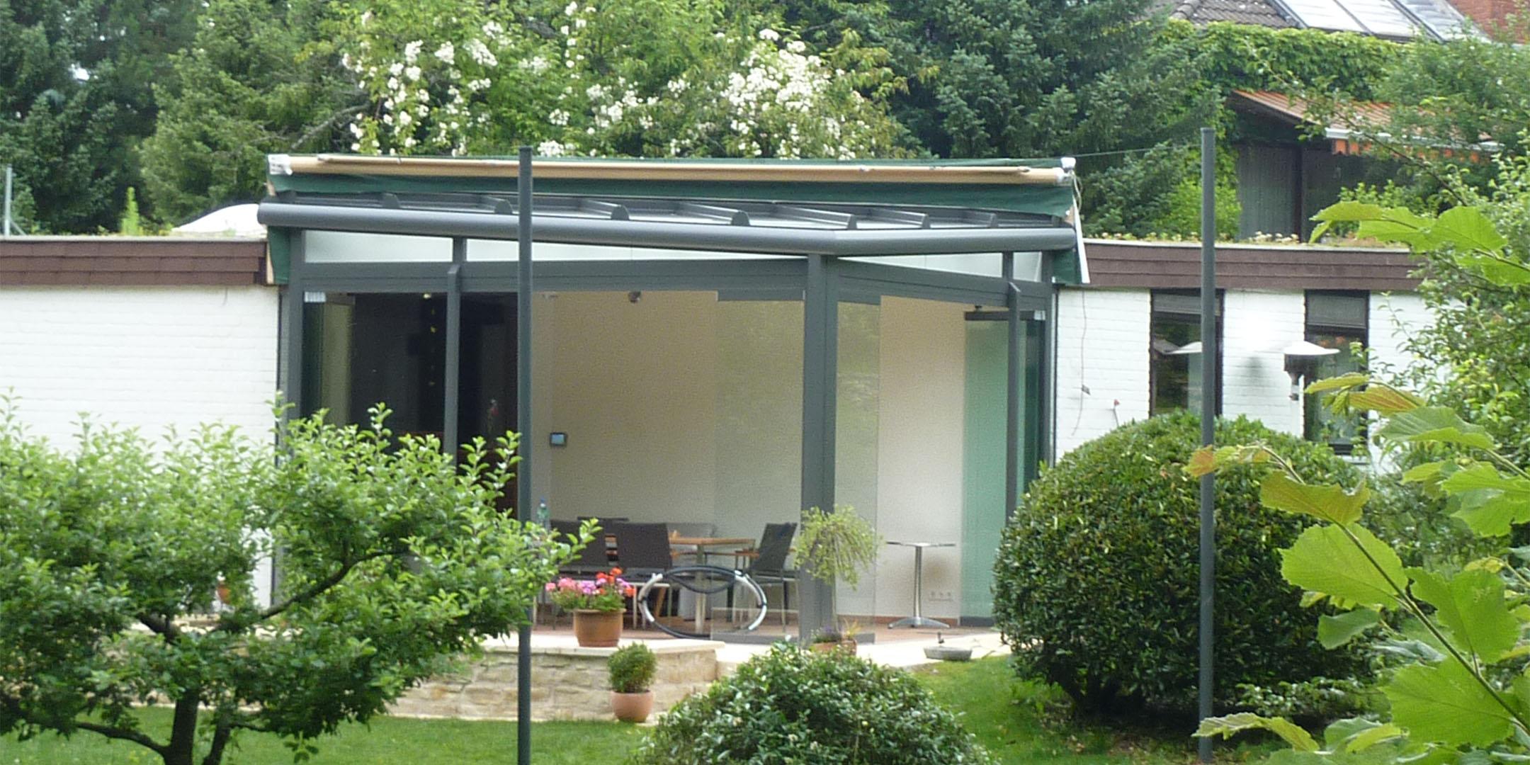 Glashaus in g dingen - Ph wintergarten ...