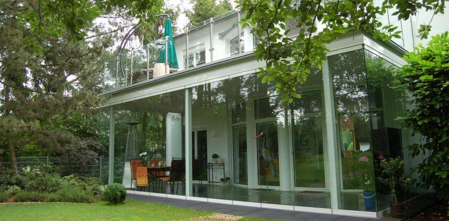 Glashaus Schwalbach