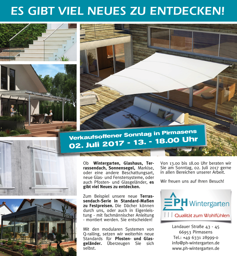 Kategorie archiv f r neuigkeiten ph wintergarten - Ph wintergarten ...