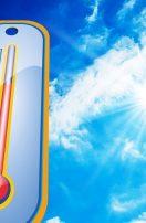 Bestes Klima auch bei hohen Temperaturen!